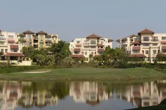 位于惠阳的棕榈岛项目成为恒大在惠州的首个项目