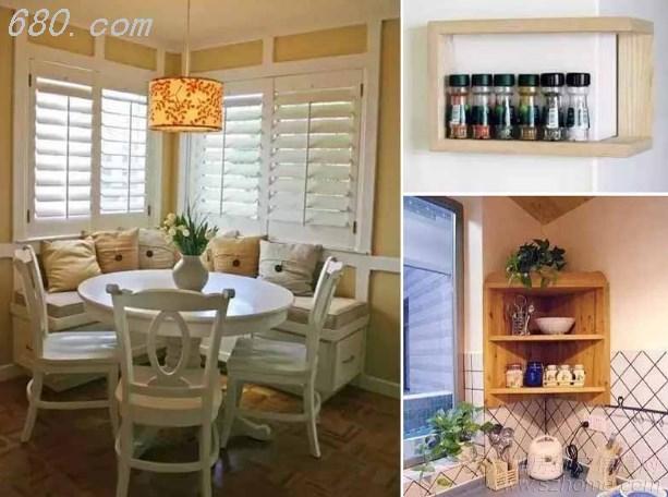 客厅墙角装饰设计效果图欣赏