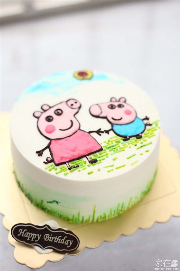 美食 我爱烘焙  > 手绘蛋糕图册   ◆ ◆ sland - 关注 - 粉丝 - 帖子