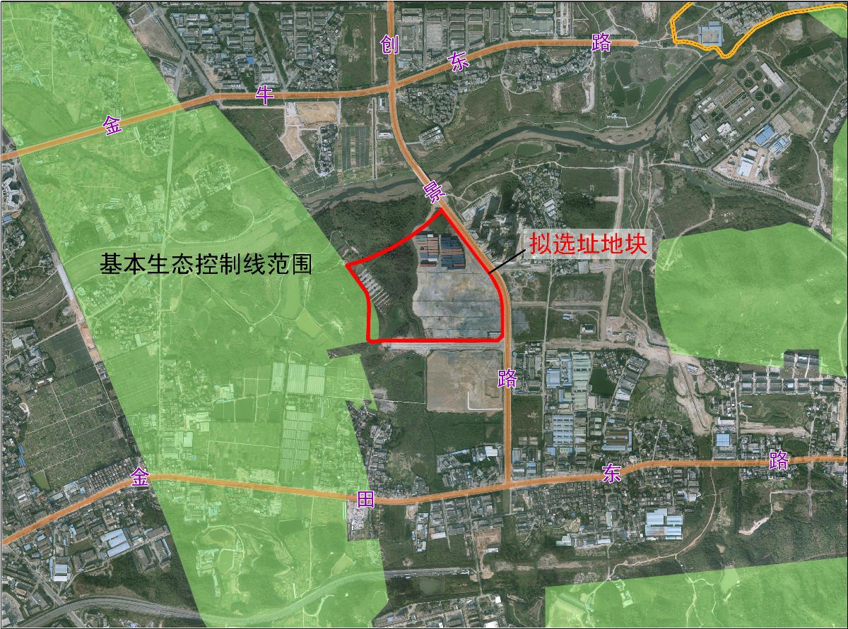 深圳技术大学选址