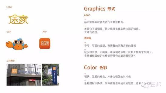"""正邦设计案例选_""""途家""""新品牌设计理念分析"""
