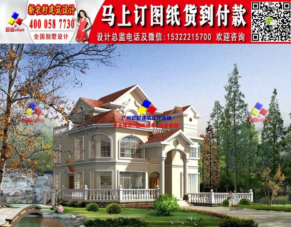 15万元以内房屋设计图复式楼农村房子20万以下图片k567