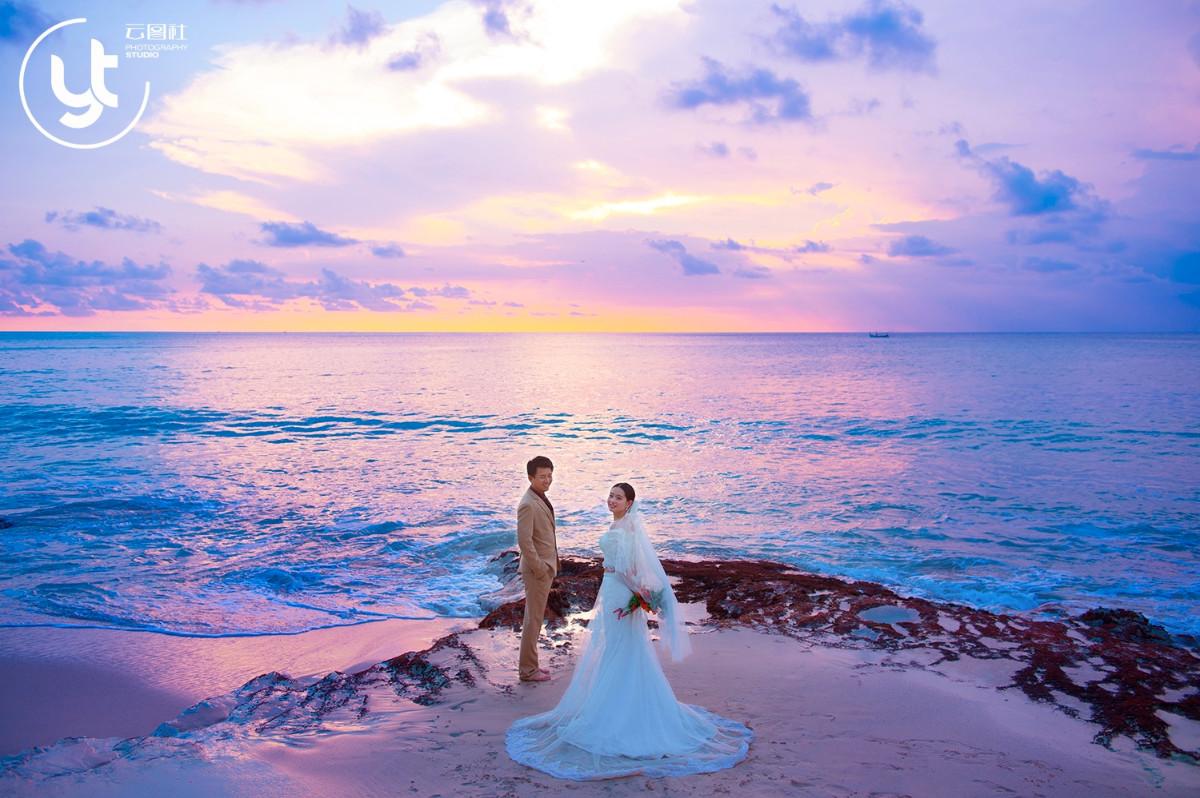 巴厘岛 最美婚纱照