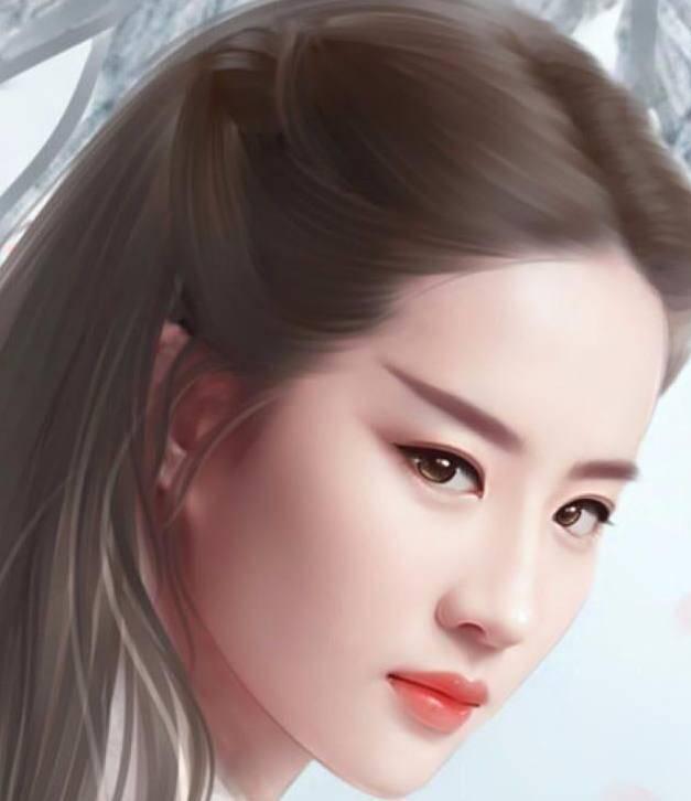 六,刘亦菲 神仙