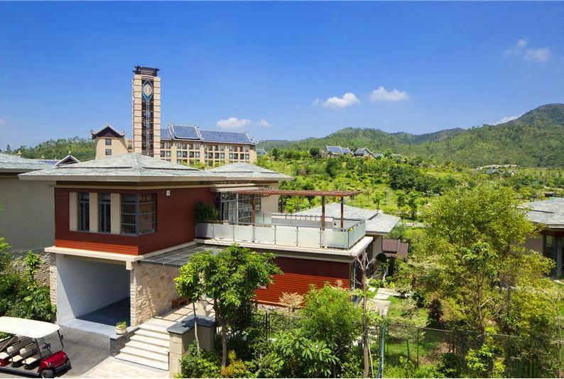 惠州惠林溫泉別墅總價低