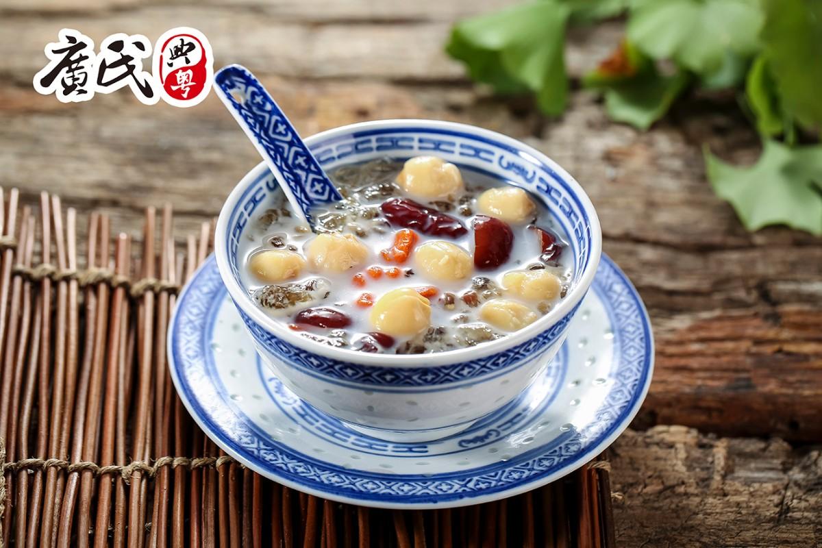 浪漫古风下午茶尽在广氏典粤姜撞奶