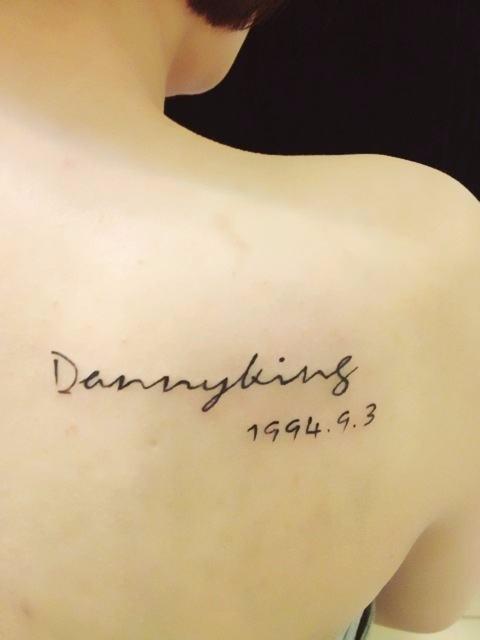 雅诺秀yanoxu:女人怎么洗纹身,淡化纹身自然的方法图片