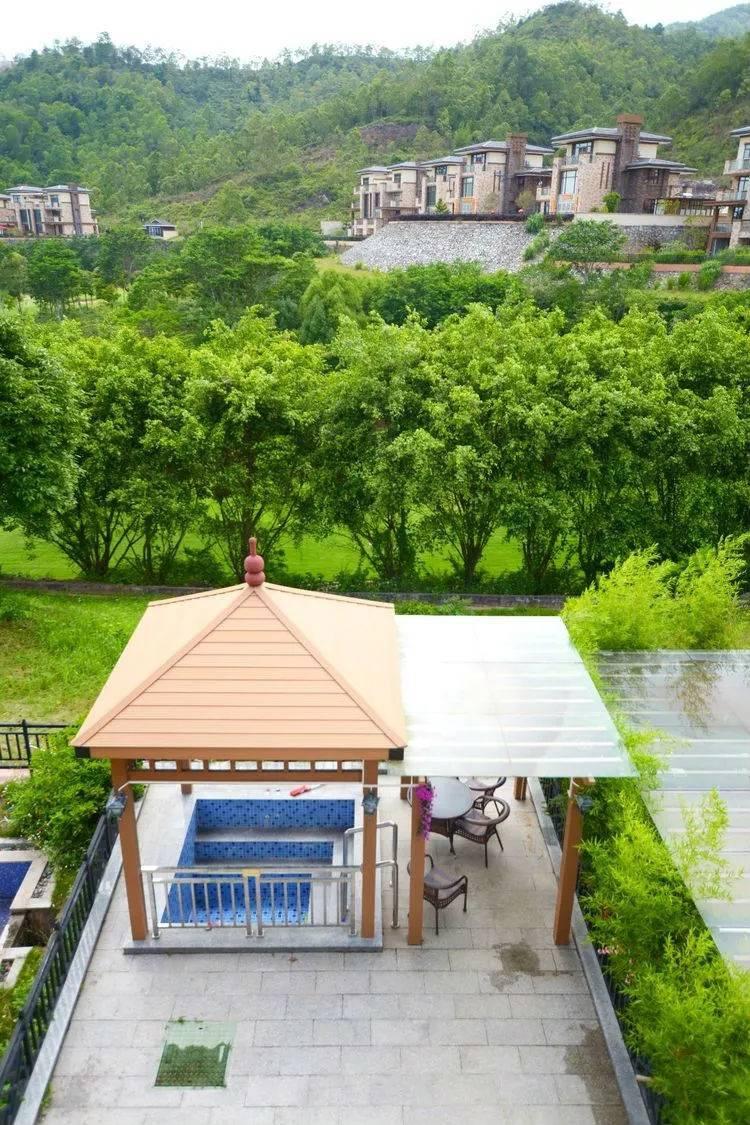 惠州洲際小隱溫泉別墅!