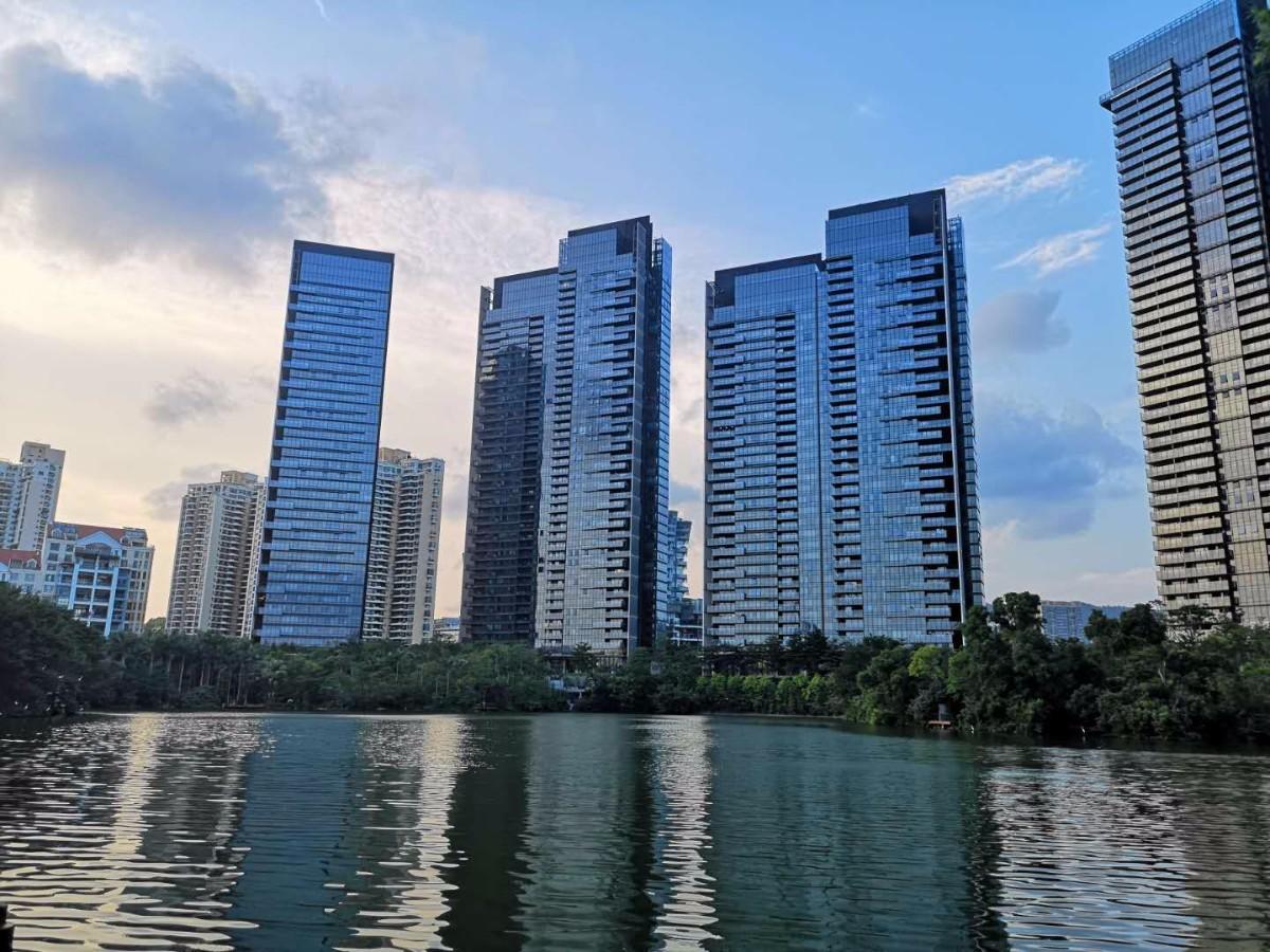 【 世界级城市深圳,铝板幕墙将是高端住宅建筑的标配